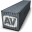 64x64px size png icon of AV