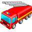 64x64px size png icon of Fire engine