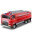 64x64px size png icon of FireTruck