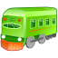 64x64px size png icon of Train