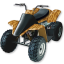 64x64px size png icon of Quad