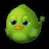 72x72px size png icon of Adium Bird Idle