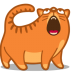 72x72px size png icon of cat sing