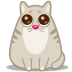 72x72px size png icon of cat eyes