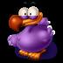 72x72px size png icon of The Extinct Flightless Pidgin Bird