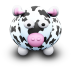 72x72px size png icon of CowBlackSpots