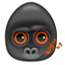 72x72px size png icon of monkeys audio