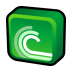 72x72px size png icon of Bittorrent