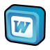 72x72px size png icon of Microsoft Office Word