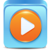 72x72px size png icon of Windows Media Player
