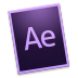 72x72px size png icon of Adobe Ae