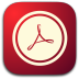 72x72px size png icon of Acrobat