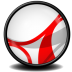 72x72px size png icon of Acrobat Reader 7