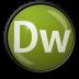 72x72px size png icon of Dreamweaver CS 3