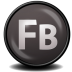 72x72px size png icon of Flash Builder CS 5
