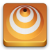 72x72px size png icon of vlc Player