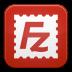 72x72px size png icon of Filezilla 1