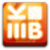72x72px size png icon of Apps k3b
