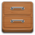 72x72px size png icon of Apps system file manager