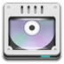 72x72px size png icon of Devices drive optical