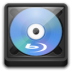 72x72px size png icon of Devices media optical blu ray