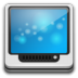 72x72px size png icon of Devices video display