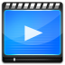 72x72px size png icon of Video Folder