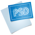 72x72px size png icon of adobe blueprint psd