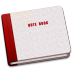 72x72px size png icon of Closed Note