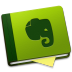 72x72px size png icon of Evernote Alt
