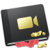 72x72px size png icon of Movie Book Alt