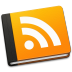 72x72px size png icon of RSS Book
