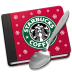 72x72px size png icon of Starbucks Book Alt