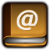72x72px size png icon of Address Book Mac