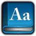 72x72px size png icon of Dictionary Book