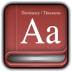 72x72px size png icon of Dictionary Mac Book