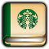 72x72px size png icon of Starbucks Diary Book