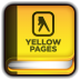 72x72px size png icon of Yellow Pages Book