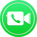 72x72px size png icon of Facetime