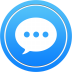 72x72px size png icon of Message