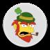 72x72px size png icon of Leprechaun