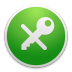 72x72px size png icon of KeepassX