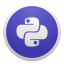72x72px size png icon of Python