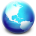 72x72px size png icon of Glow Ball Inactive