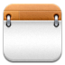 72x72px size png icon of Notes