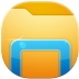 72x72px size png icon of folder explorer