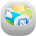 72x72px size png icon of recycle bin full 2