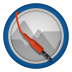 72x72px size png icon of audacity alt