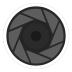 72x72px size png icon of Aperture