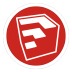 72x72px size png icon of Sketchup